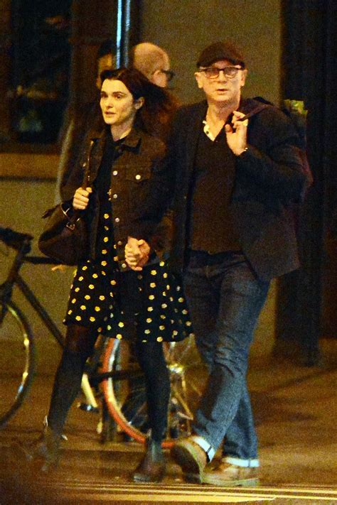 Weisz Rumored To Be In City 2 by Daniel Craig And Weisz Walking Home Holding