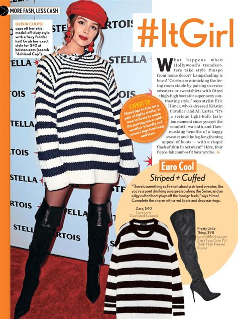I This On In Style Magazines Site What Is In Your Bag by Style Magazine Culpo Official Website