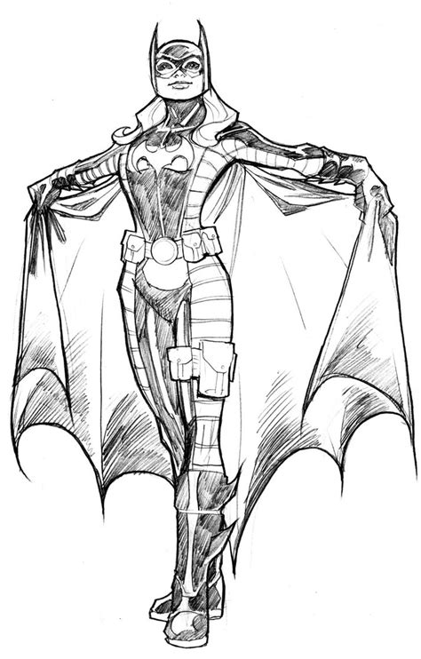 batgirl coloring pages free printable batgirl coloring pages for