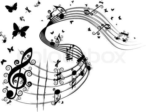 imagenes bonitas musicales h 246 he grafik linie vektorgrafik colourbox