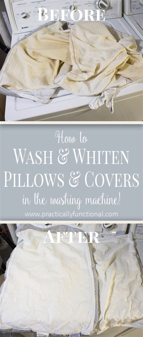 Can You Wash A Feather Pillow In The Washer by Can You Wash Pillows In The Washer How To Clean Pillows