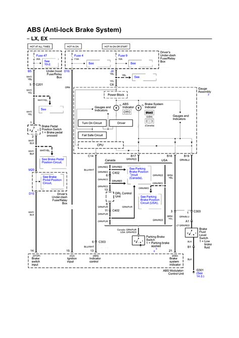 2005 honda pilot wiring diagram 31 wiring diagram images