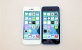 Image result for iPhone 5 vs 5C