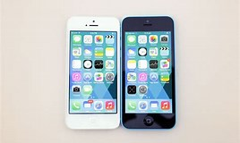 Image result for iPhone 5 vs iPhone 5C. Size: 268 x 160. Source: www.fonearena.com