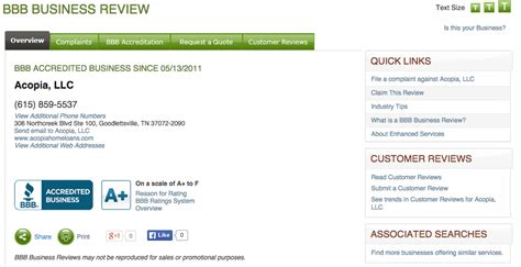 acopia home loans reviews real customer reviews