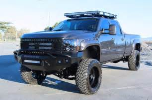 Roof Rack For Trucks by Lifted Chevrolet Chevy Truck That Roof Rack Tho Chevy 4