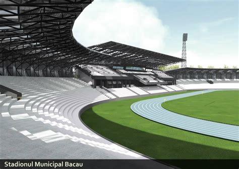 effect design bacau design stadionul municipal bacău stadiumdb com