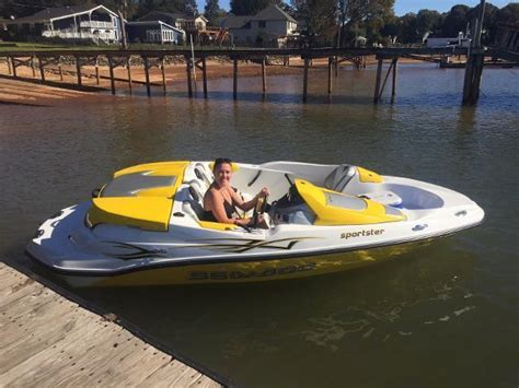 sea doo boats for sale in nc 2006 bombardier sea doo sportster cornelius nc for sale