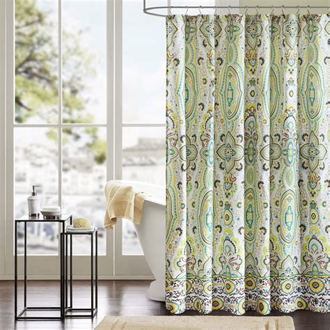 showe curtain ruffle shower curtains walmart com