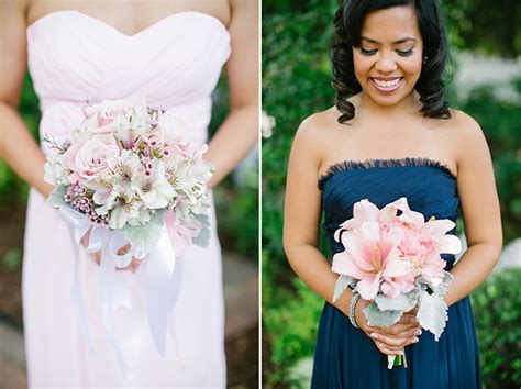 In Law Suites by Chic Pink And Blue Wedding Glamour Amp Grace