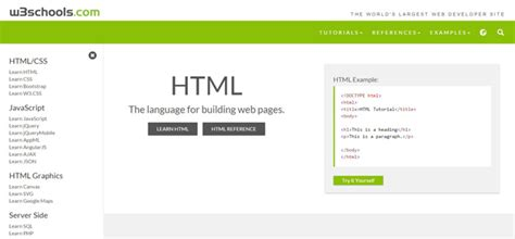 Git Tutorial W3schools | 15 excellent sites to learn programming code geekz