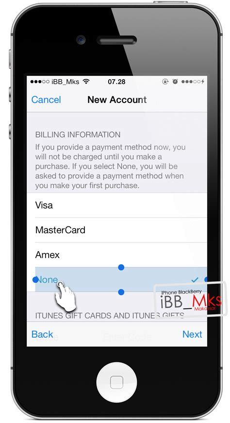 cara membuat apple id baru di iphone 4 membuat id apple gratis di iphone iphone teoritis iphone