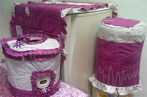 Sarung Galon Cover Kulkas Magic Motiaf Keropi sarung galon kulkas magic 15 dzakita shop tutup kulkas tutup tv sarung galon sarung
