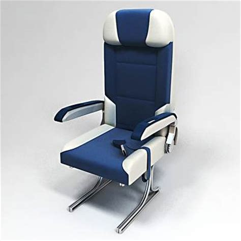 Airplane Chair by 3d Model Economy Class Seats 69 95 Buy