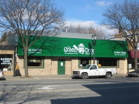 The Green Door Lansing the green door lansing metro detroit bars and clubs