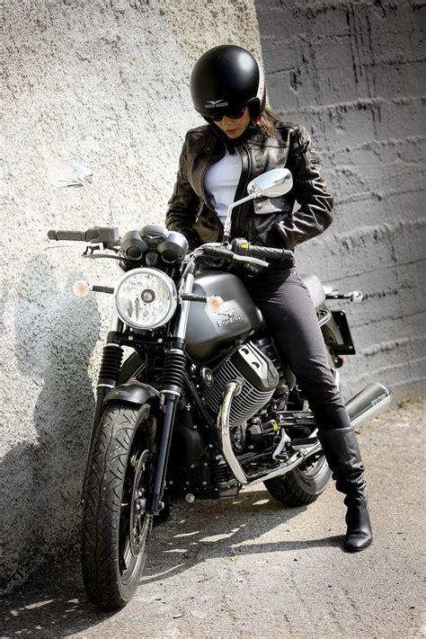 best women s motorcycle riding moto guzzi sesion photo model motorcycle uhb the