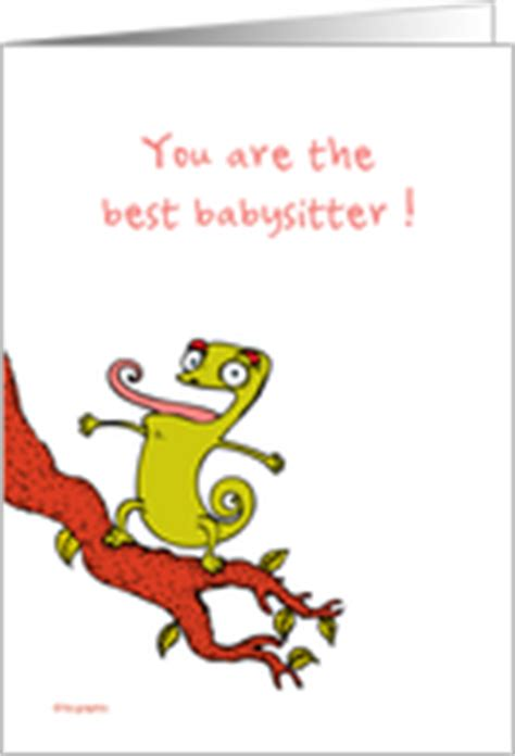 Thank You Letter For Babysitting Thank You Cards For From Greeting Card Universe