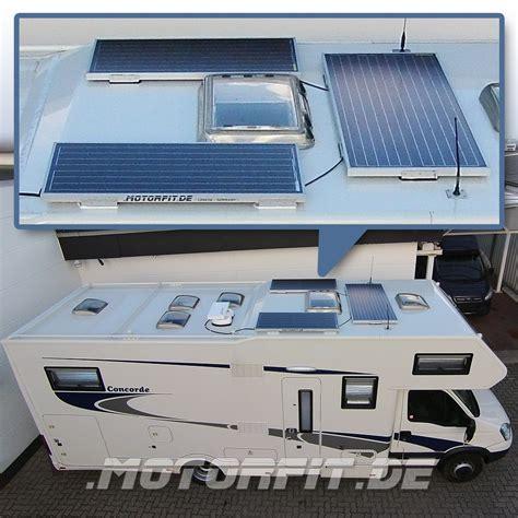 Solaranlage Auto by Solarset 150 150w 12v Solar Set Wohnmobile Voll