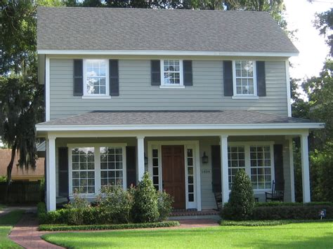 Exterior House Colors | green street exterior house color contenders