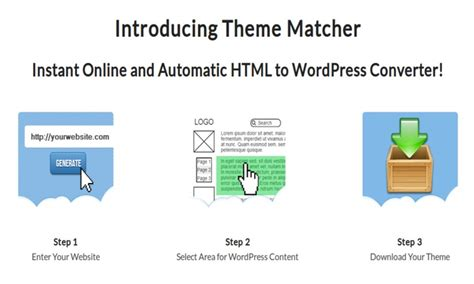 wordpress themes to html convert top 3 tools for html to wordpress theme conversion