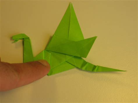 cara membuat origami naga mushu mulan berbagi com membuat naga dari kertas