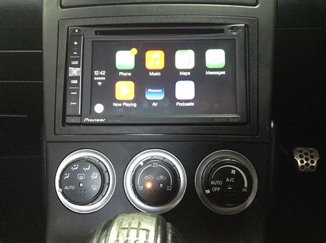 android car play nissan 350z pioneer apple carplay android auto