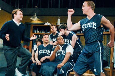 peyton manning snl locker room peyton manning s 7 funniest tv appearances