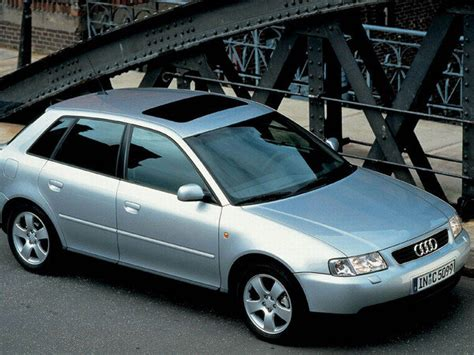 Audi A3 Baujahr 2000 by 2000 Audi A3 Car Review Top Speed