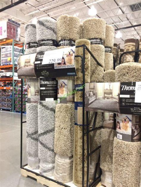 costco thomasville rug thomasville andover shag rug 7 10 x 10 costcochaser