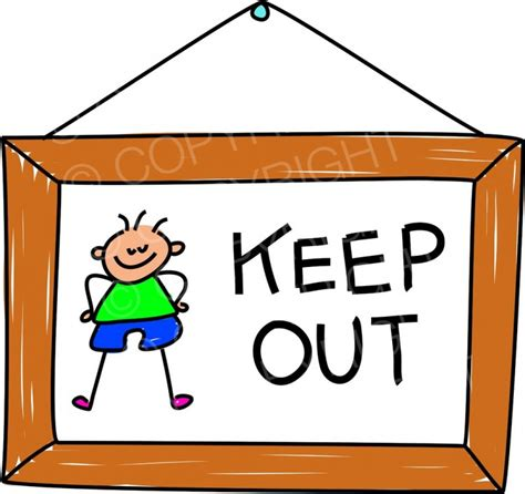 keep out signs for bedroom doors keep out bedroom door sign toddler prawny clip prawny clipart vintage