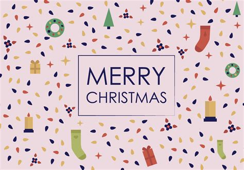 merry christmas vector   vector art stock graphics images