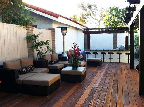 backyard lounge photo page hgtv