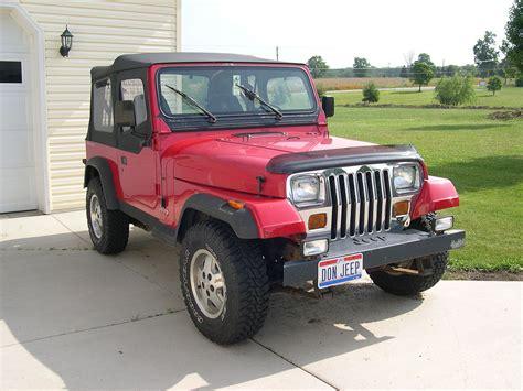 jeep yj jeep wrangler yj