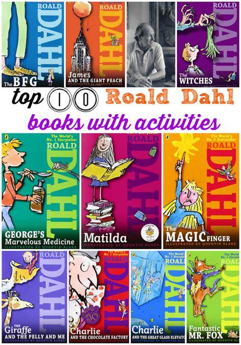best book list roald dahl book list