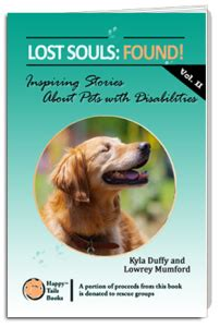 my pet connection inspirational tails of adoption books happy tails pets with disabilities vol ii cat in the