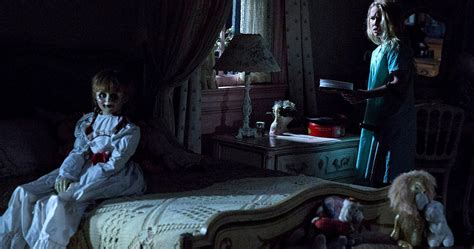 annabelle 2 doll annabelle 2 photo brings the doll back from hell