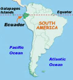 south america ecuador map mayersfams tour4 ecuador