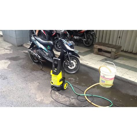 Pressure Washer Karcher K2 360 karcher k2 360 high pressure washer 120 bar malaysia s