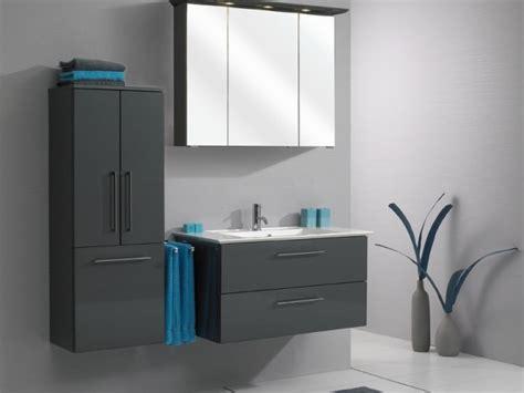 Pelipal Bathroom Furniture Pelipal Bathroom Furniture Talea 1050mm Grey High Gloss Vanity Unit Basin Shivers