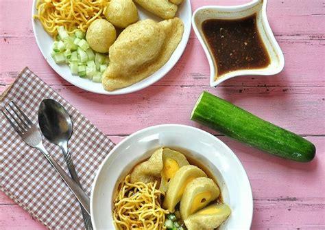 resep pempek dos pempek  ikan oleh hanhanny cookpad