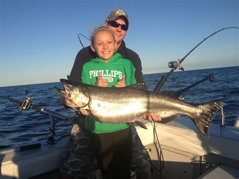 charter boat fishing door county fishing door county first choice salmon and walleye