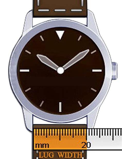 Jam Tangan Classic 21 Tali 21ring tali jam tangan kulit asli panerai style talijamtangan