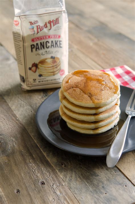 pancake flour basic preparation instructions for gluten free pancake mix
