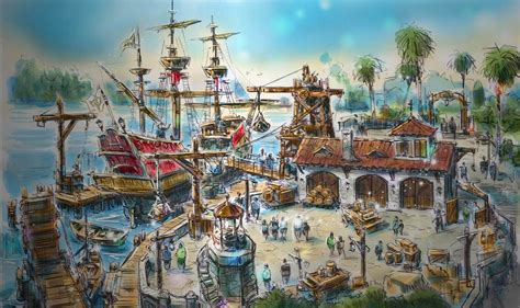 disney s concept for shanghai disneyland you ll squeal these photos of shanghai disneyland s
