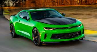 new chevy car models 2017 chevrolet camaro 1le packages beefed up v6 and v8 models