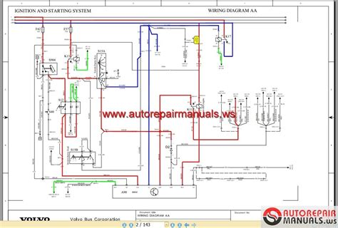 2006 volvo xc90 electrical wiring diagram schematic 2006