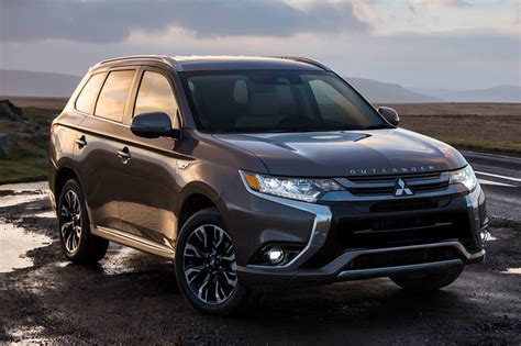 Outlander Auto by 2018 Mitsubishi Outlander Phev Plug In Hybrid Electric