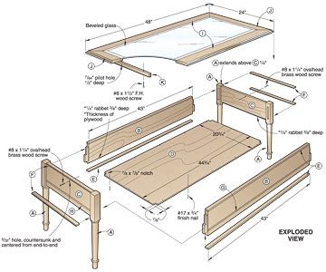 narrow house plans woodworking projects plans 4 free coffee table woodworking plans to try