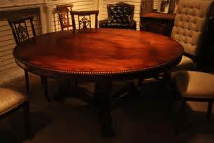 72 Inch Round Dining Room Table 72 inch mahogany dining room table