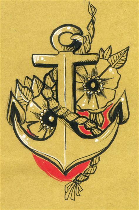 tatouage marin fallengodess